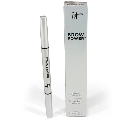 IT Cosmetics 0.16g Brow Power Universal Eyebrow Pencil Universal Taupe