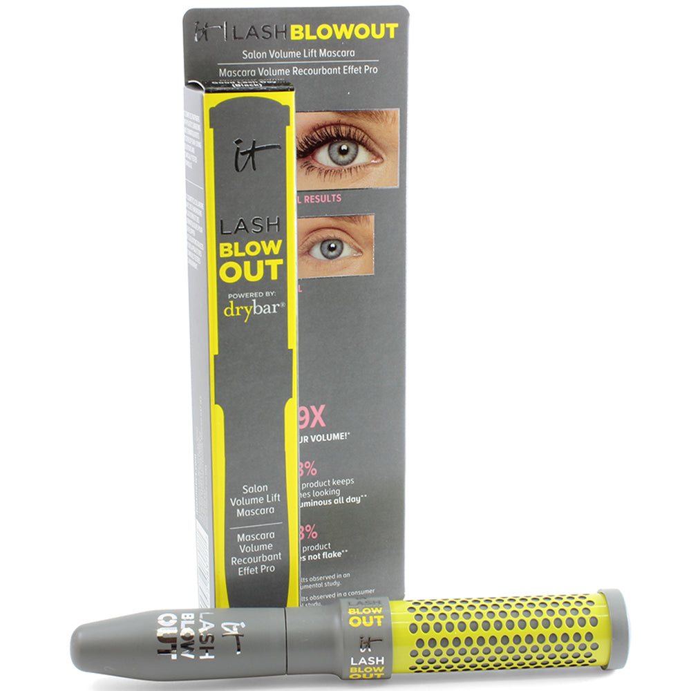 IT Cosmetics Lash Blowout 7ml Salon Volume Lift Mascara Black
