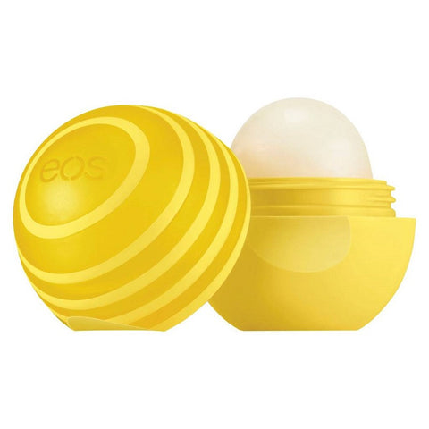 eos Lemon Twist Active Protection Sphere Lip Balm SPF