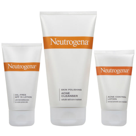 Neutrogena 60 Day Complete Acne Therapy System