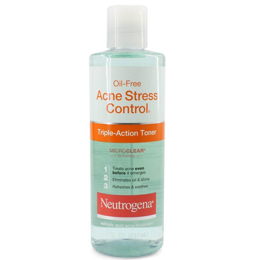 Neutrogena 237ml Acne Stress Control Triple Action Toner