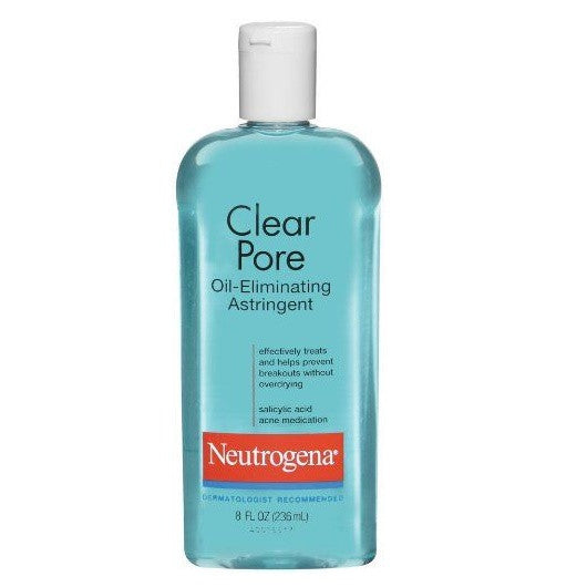 Neutrogena 236mL Clear Pore Oil-Eliminating Astringent