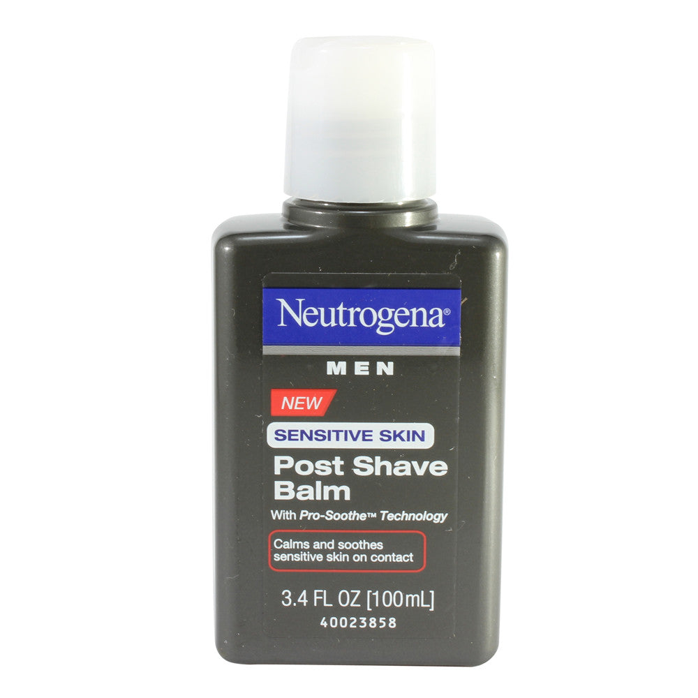 Neutrogena Men 100mL Sensitive Skin Post Shave Balm