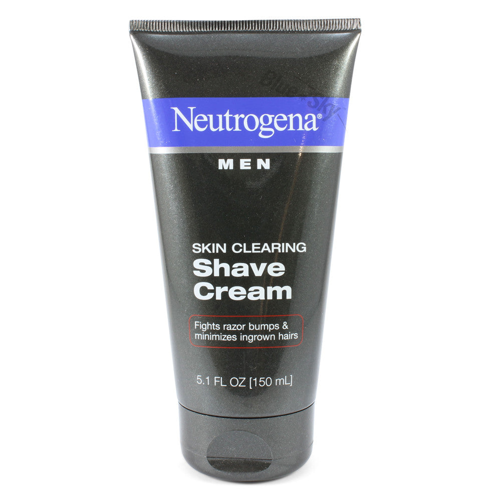Neutrogena Men 150mL Skin Clearing Shave Cream