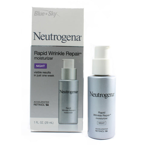 Neutrogena 29mL Rapid Wrinkle Repair Night Moisturiser