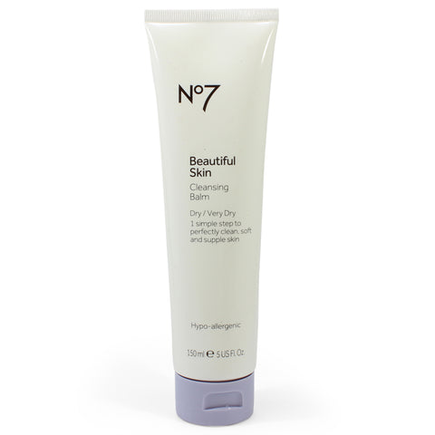 Boots No. 7 150mL Beautiful Skin Cleansing Balm Dry/Very Dry