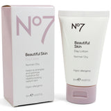 Boots No. 7 Beautiful Skin 50 mL Day Lotion Normal to Dry
