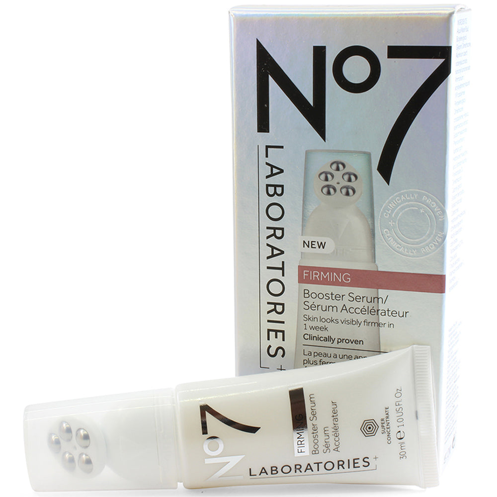 Boots No. 7 Laboratories 30mL Firming Booster Serum