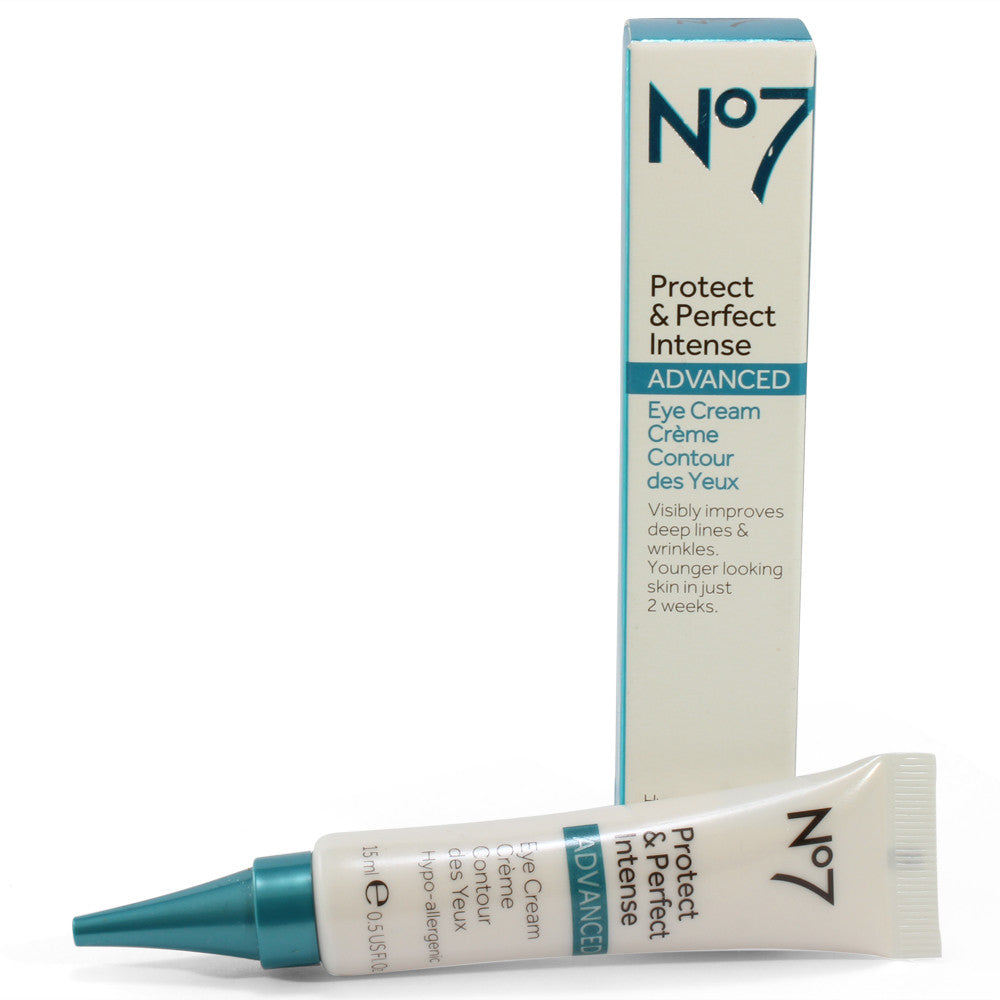 Boots No. 7 15mL Protect and Perfect Intense Advanced Eye Cream