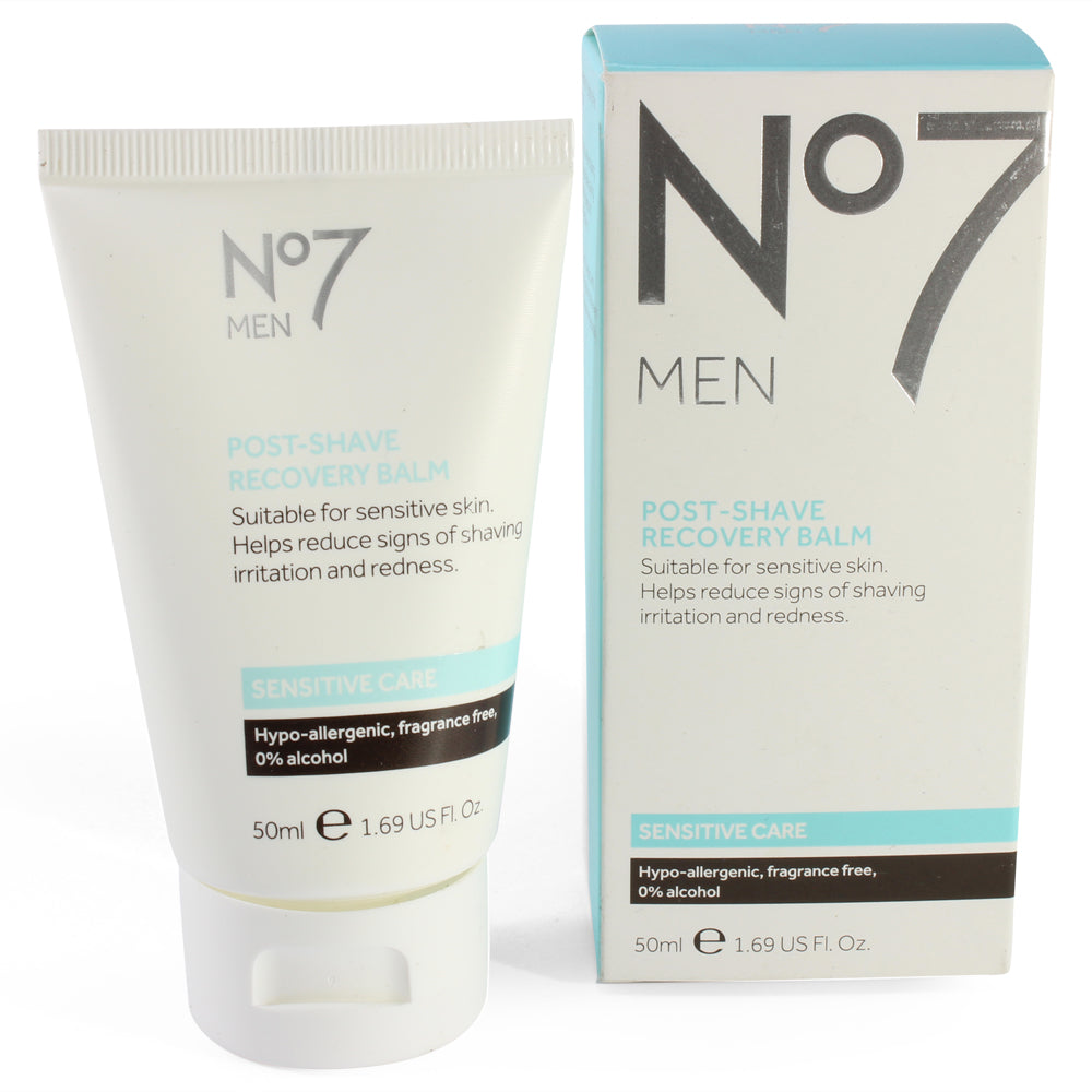 Boots No. 7 Men 50mL Post-Shave Recovery Balm