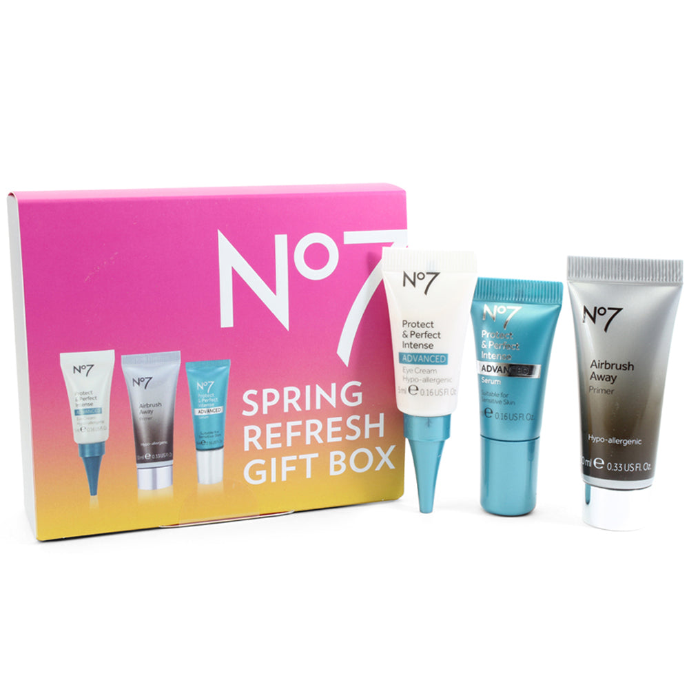Boots No 7 Spring Refresh 3 Piece Gift Set