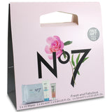 Boots No 7 Fresh and Fabulous 3 Piece Sample Gift Set