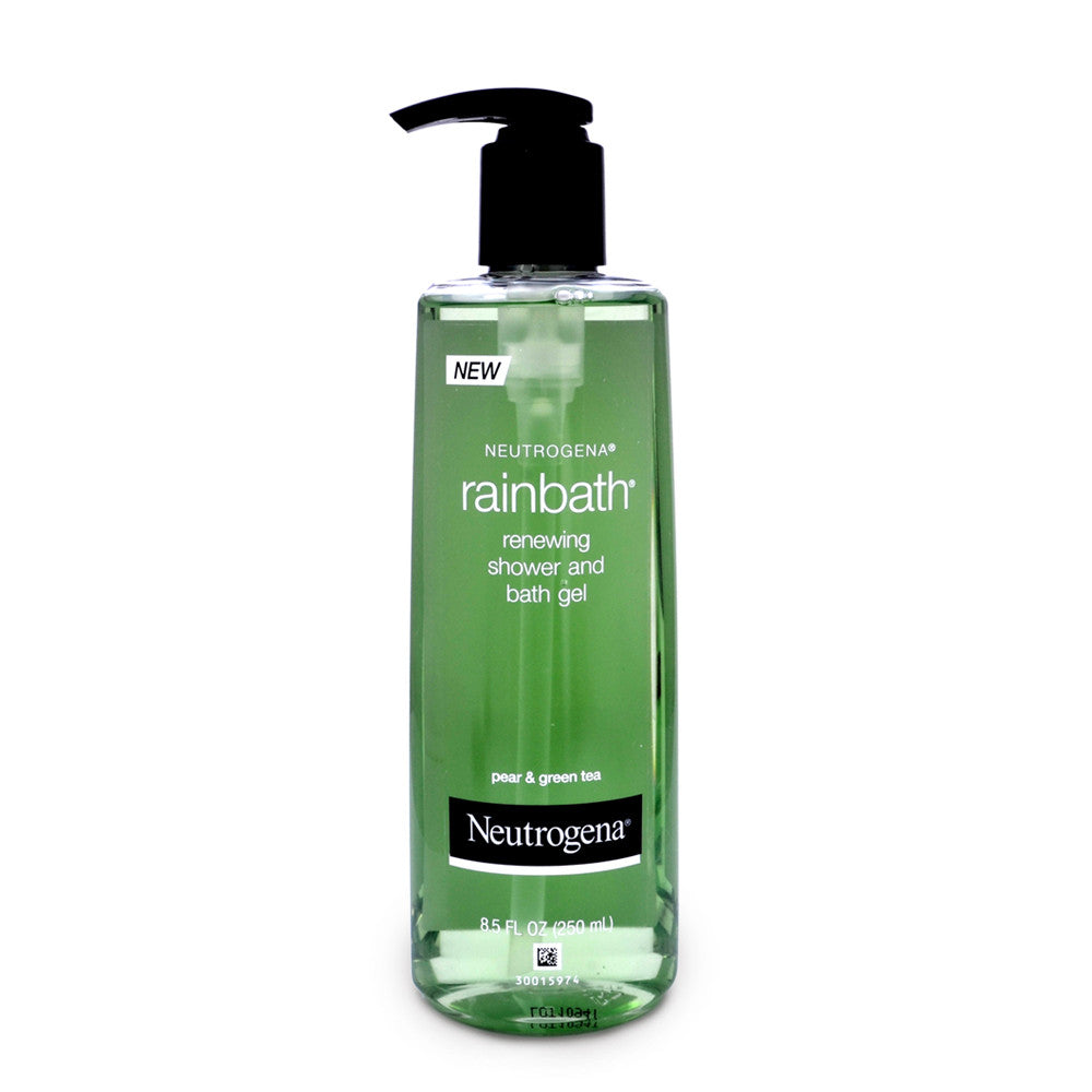Neutrogena Rainbath 250ml Pear & Green Tea Bath and Shower Gel