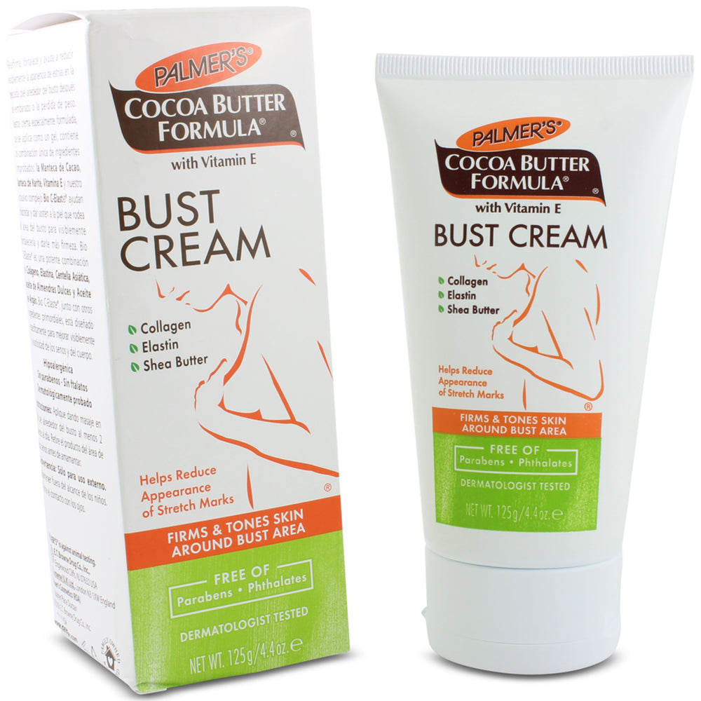 Palmers 125g Bust Cream with Cocoa Butter & Vitamin E