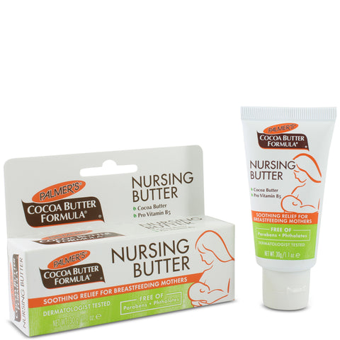 Palmers 30g Nursing Butter with Cocoa Butter and Pro Vitamin B5