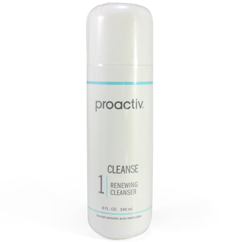Proactiv 240ml Renewing Cleanser Step 1 Acne Treatment Solution