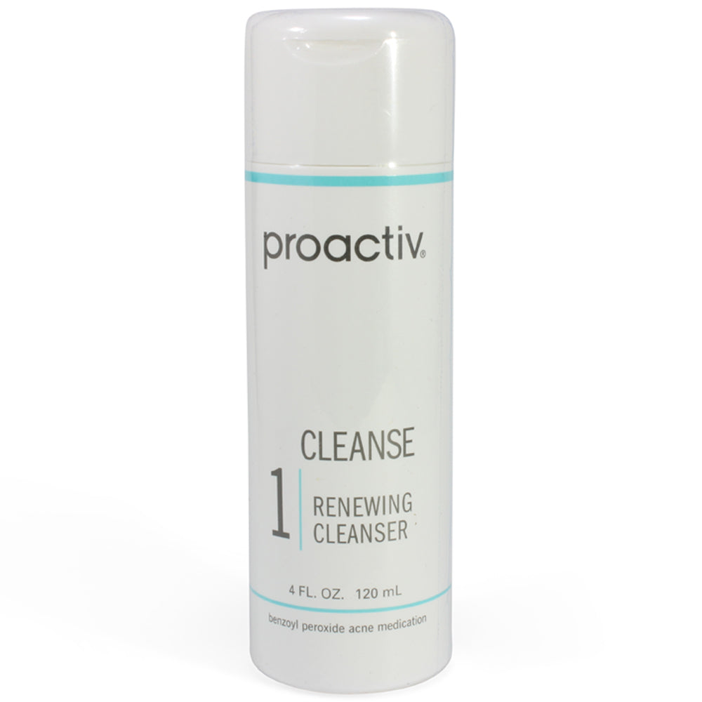 Proactiv 120ml Renewing Cleanser Step 1 Acne Treatment Cleanser