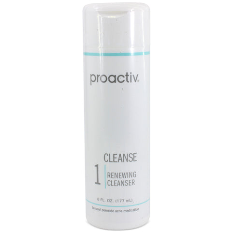 Proactiv 177ml 90 Day Renewing Cleanser Step 1 Acne Treatment Cleanser