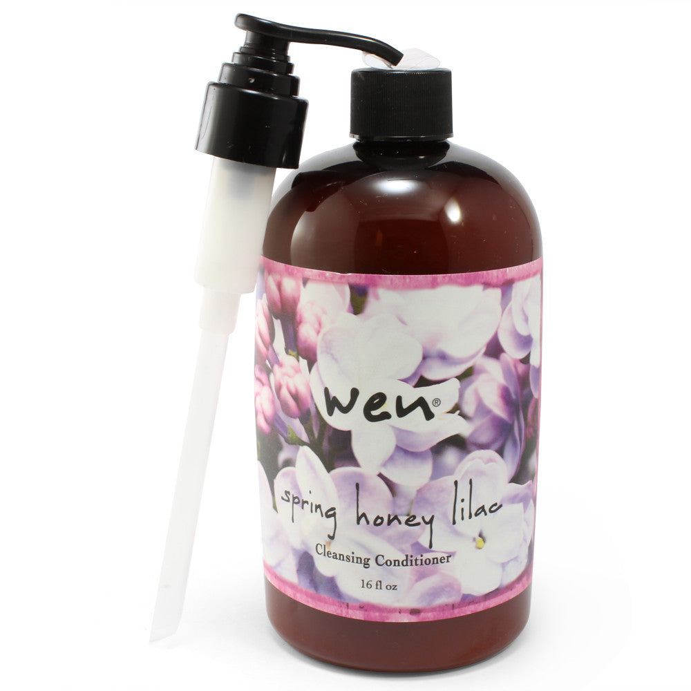 Wen by Chaz Dean 480mL Spring Honey Lilac Cleansing Conditioner