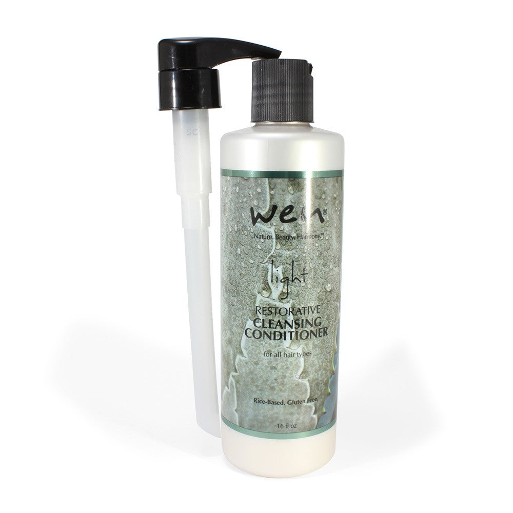 Wen by Chaz Dean 475mL Light Restorative Cleansing Conditioner