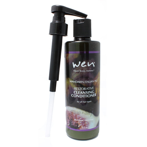 Wen by Chaz Dean 480mL Mandarin Italian Fig Cleansing Conditioner