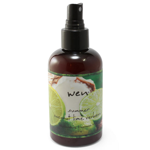 Wen by Chaz Dean 177mL Summer Coconut Lime Verbena Hair Treatment Mist