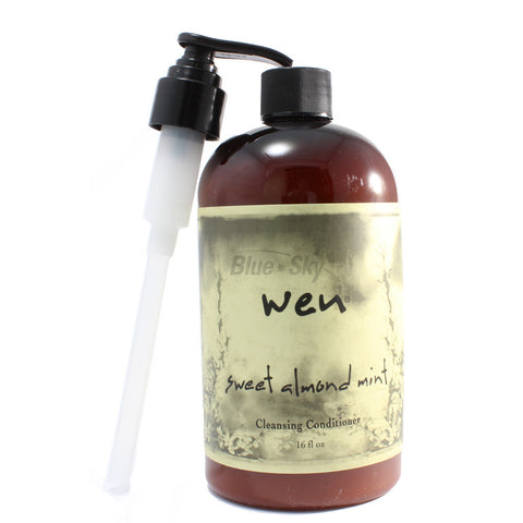 Wen by Chaz Dean 480mL Sweet Almond Mint Cleansing Conditioner