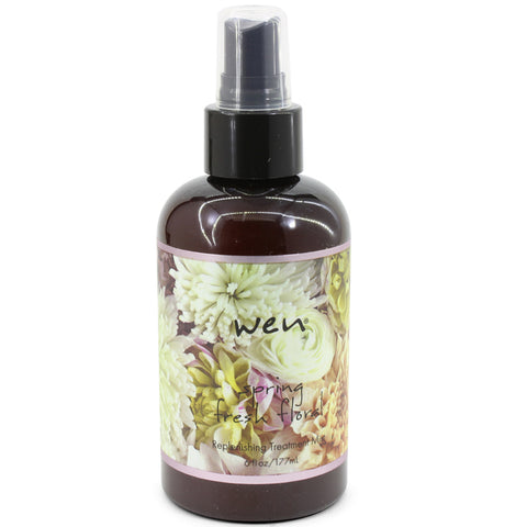 Wen by Chaz Dean 177mL Spring Fresh Floral Hair Treatment Mist