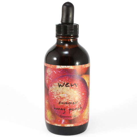 Wen by Chaz Dean 120mL Summer Honey Peach Treatment Oil