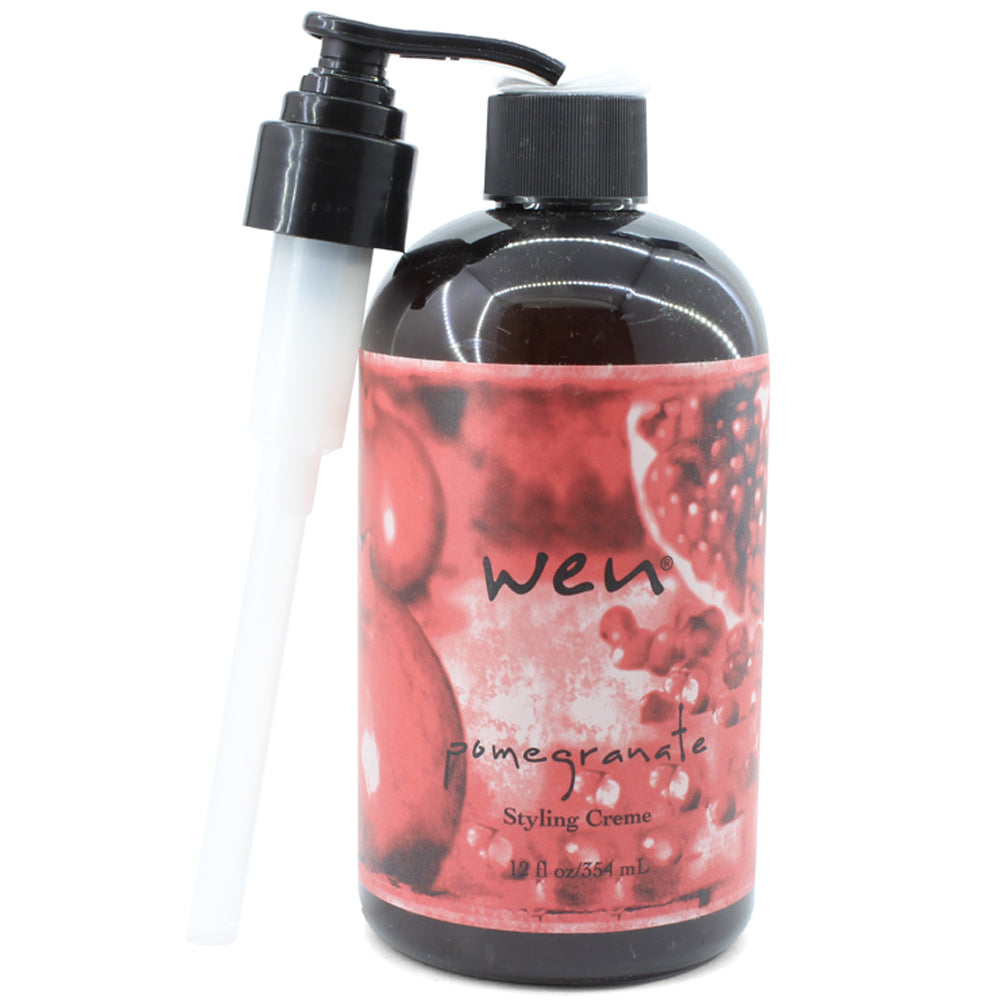 Wen by Chaz Dean 354mL (12oz) Pomegranate Styling Creme