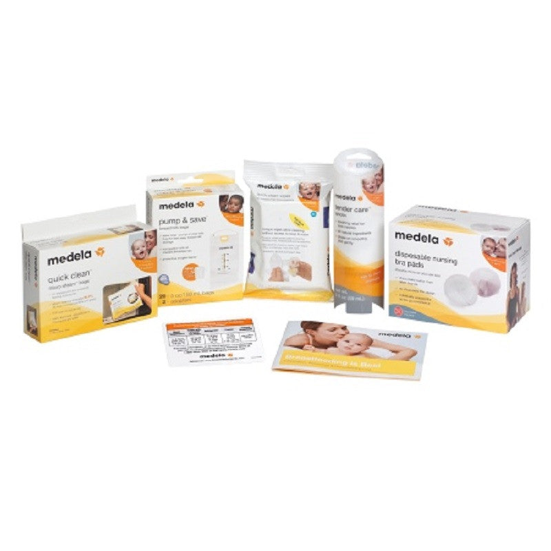 Medela Breast Pump Accessory Starter Set