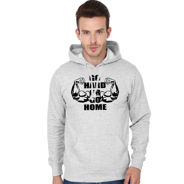 Go Hard Go Home - Men Hoodies