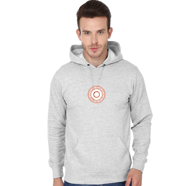 Ironman Logo- Men Hoodies