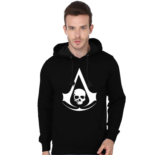ASSASSSIN LOGO - Men Hoodies