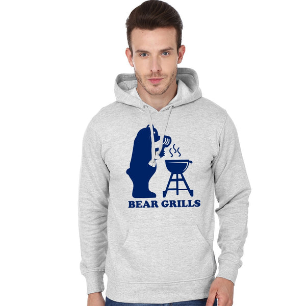 Bear Grill - Men Hoodies