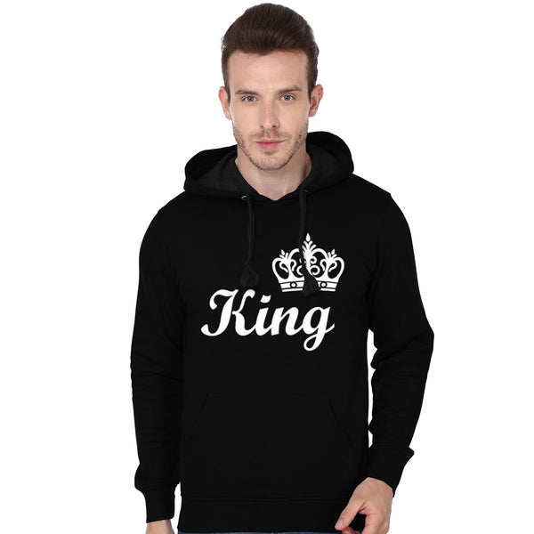 King- Men Hoodies