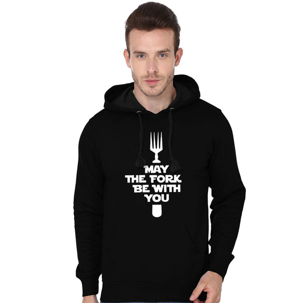 May The Fork - Men Hoodies