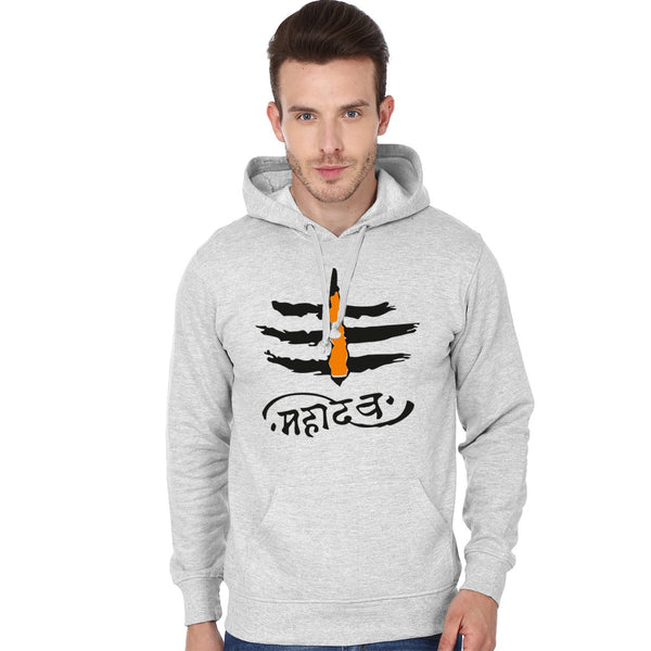 Mahadev - Men Hoodies