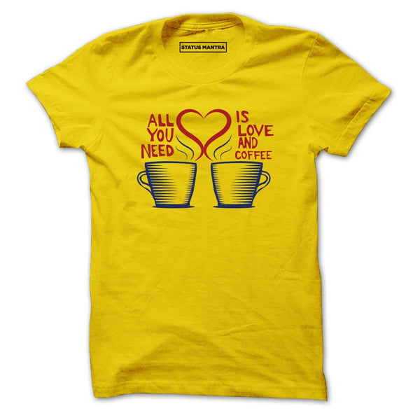 All You Need - Men T-Shirts