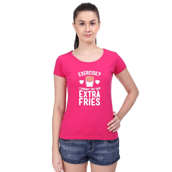 Exersize - Women T-Shirts