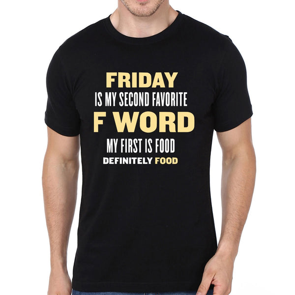 Friday Is My Second - Men T-Shirts