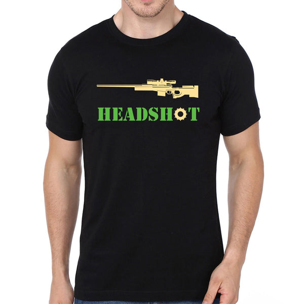 Headshot - Men T-Shirts