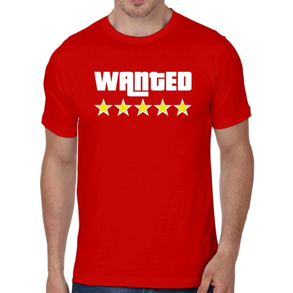 Wanted - Men T-Shirts