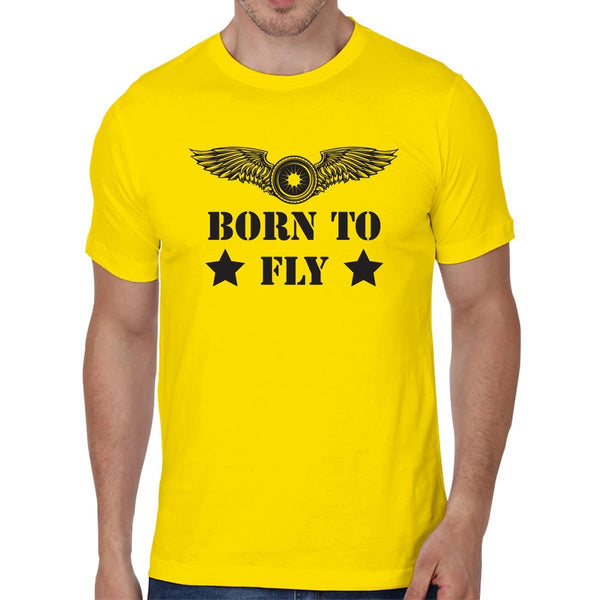 Wheel and Wings - Men T-Shirts