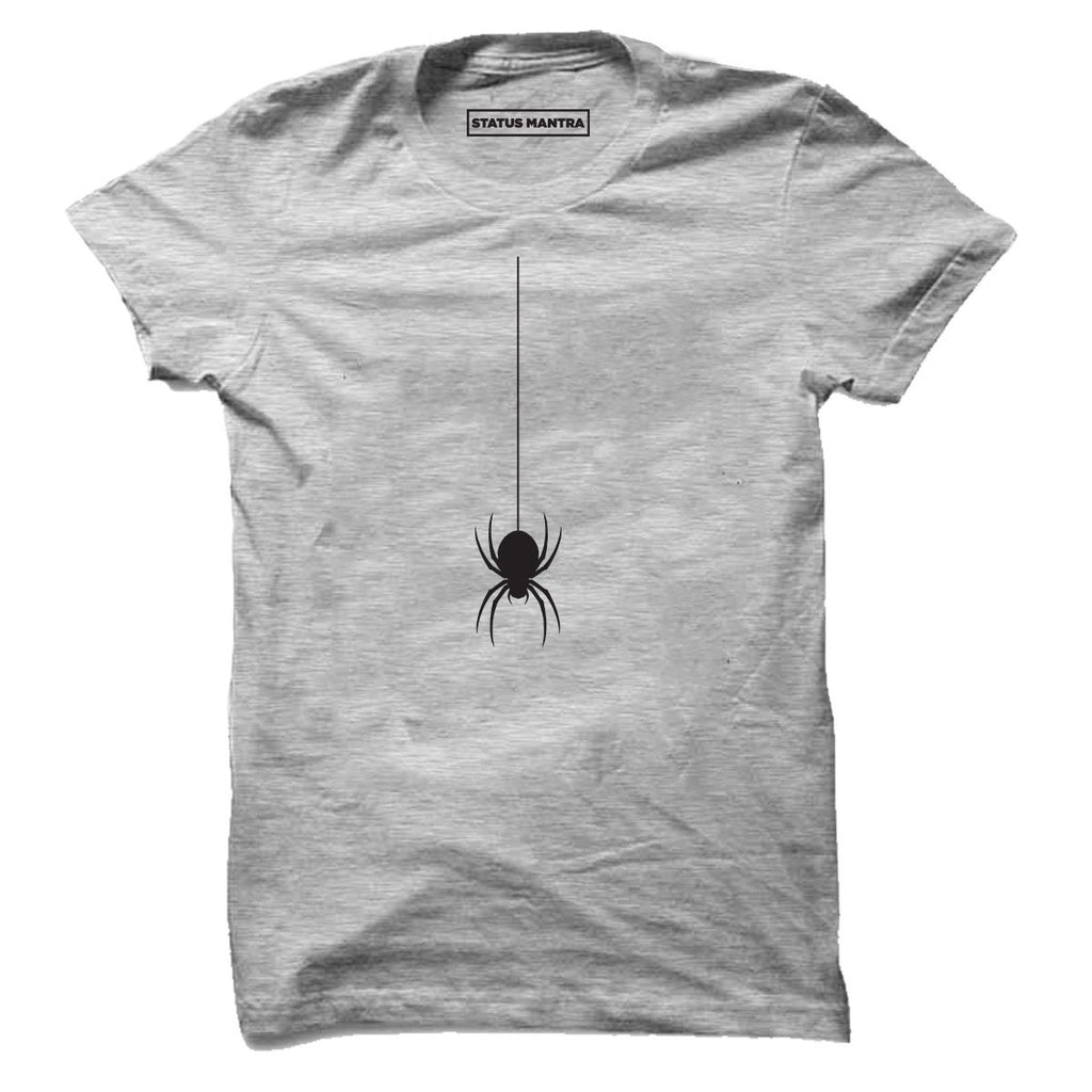 Spider  - Men T-ShirtsCrop Top