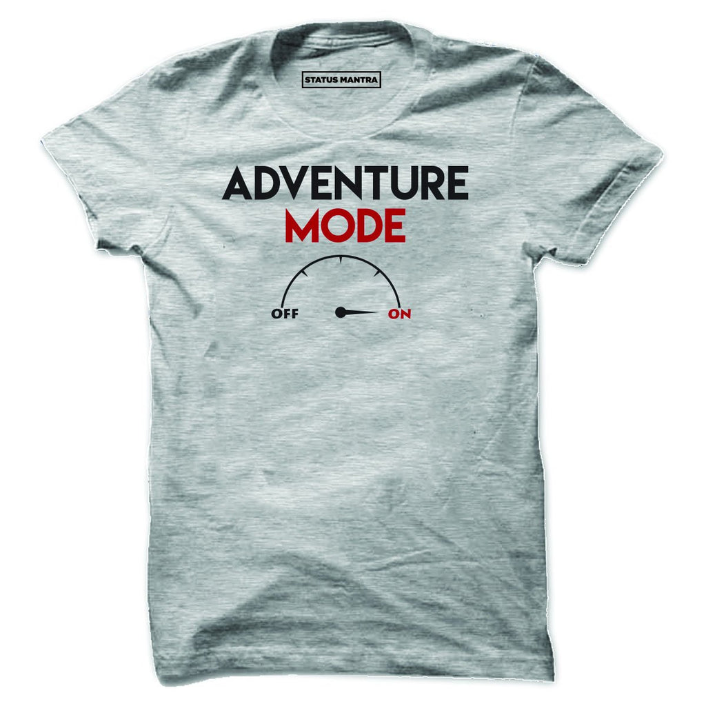 Adventure Mode - Men T-Shirts