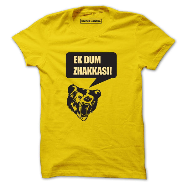 Ek Dum Zhakkas - Men T-Shirt