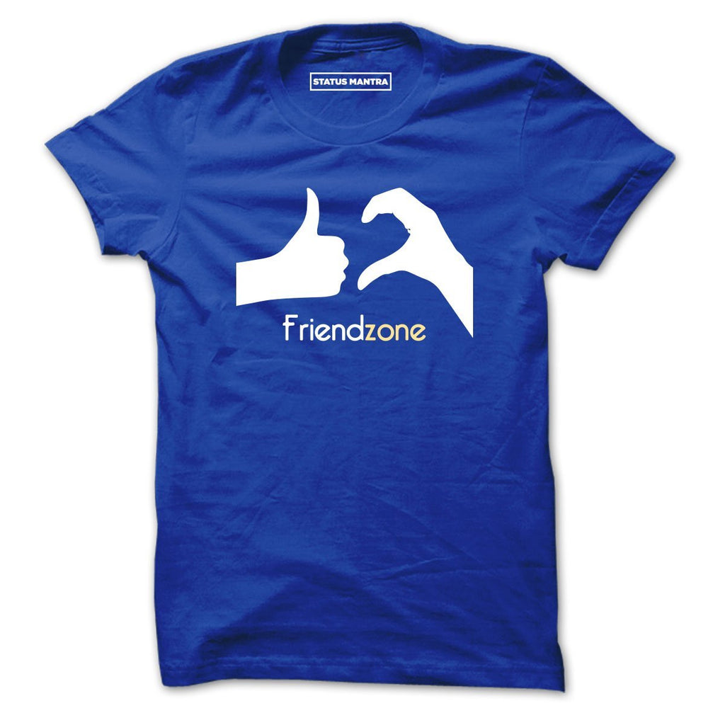 Friendzone - Men T-Shirts