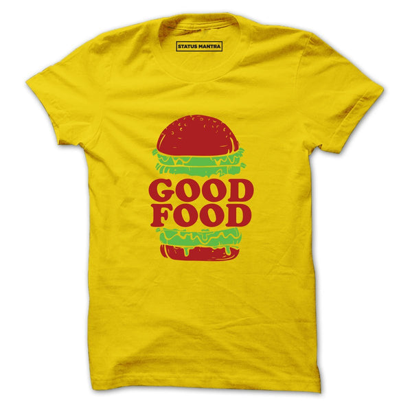 Good Food - Men T-Shirts