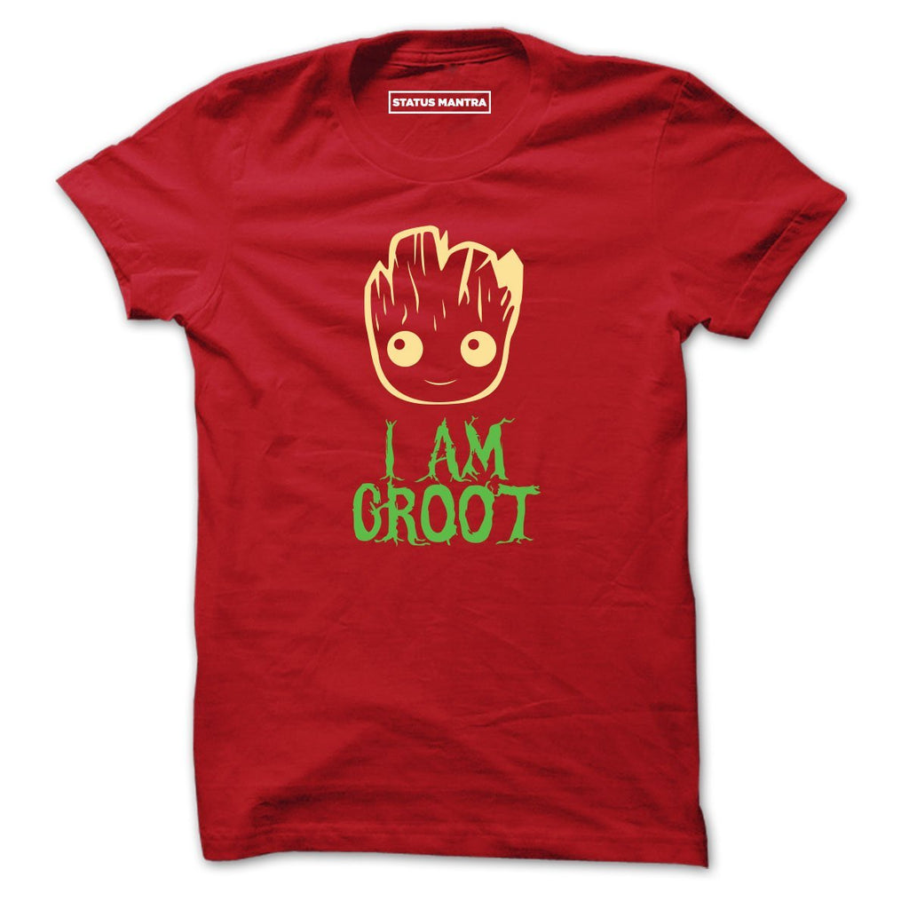 I Am Groot - Men T-Shirts